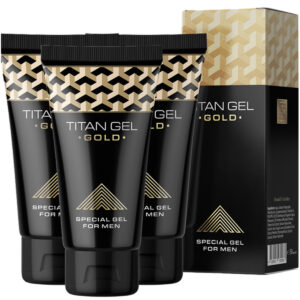 Pachet promotional 3 x Titan Gel Gold